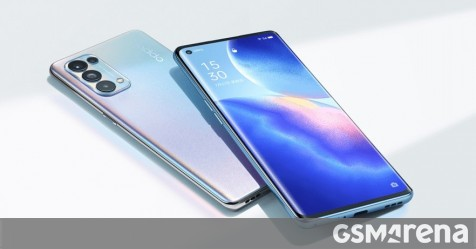 Oppo Reno5, Reno5 Pro design and specs officially confirmed as pre-orders begin