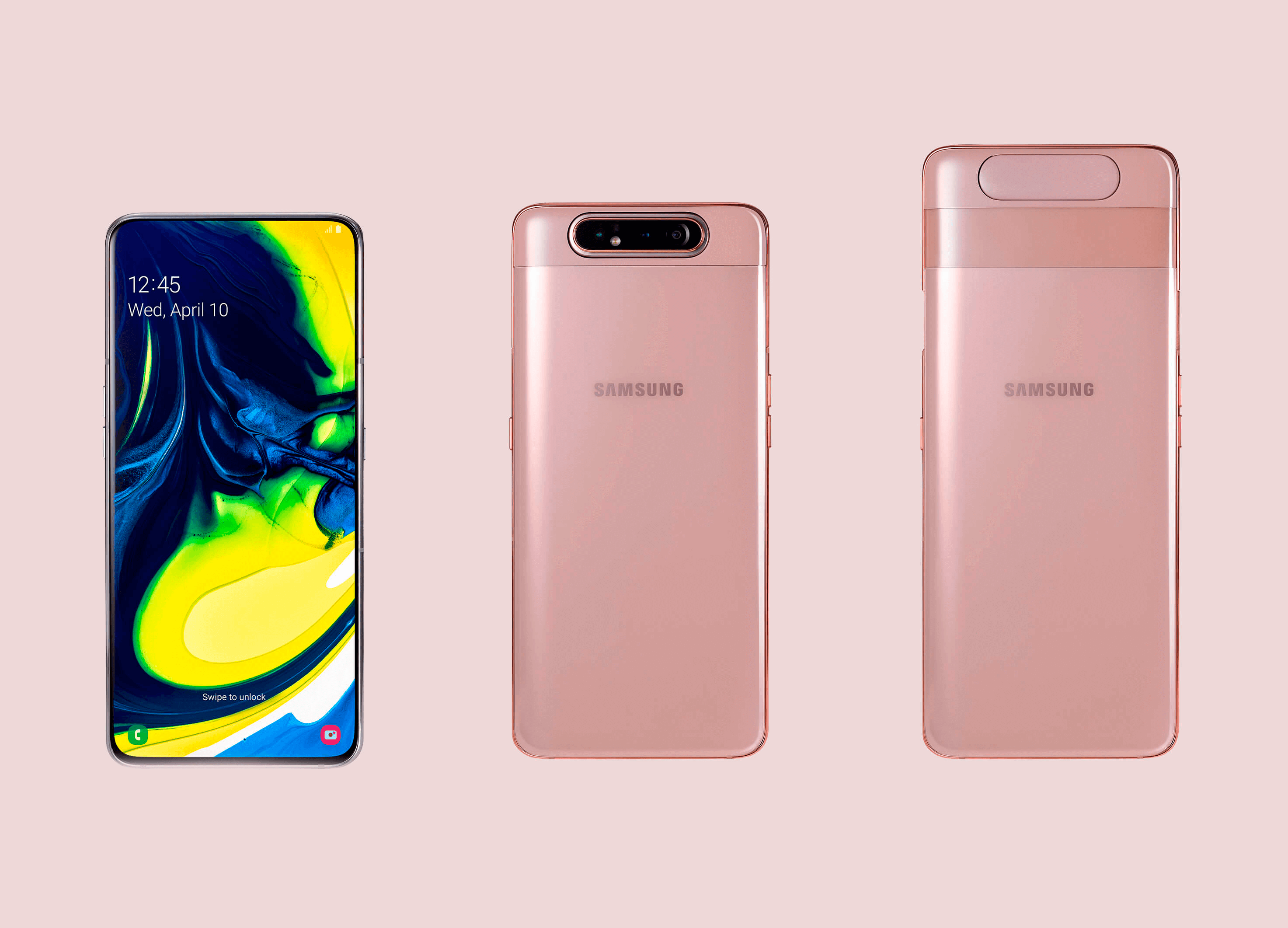 A Samsung mobile with a rotating camera could arrive very soon
