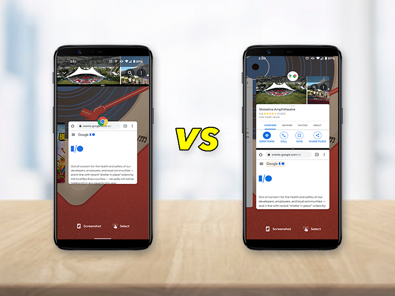 Android 12 could be copied from Samsung with App Pairs: this is how it would work