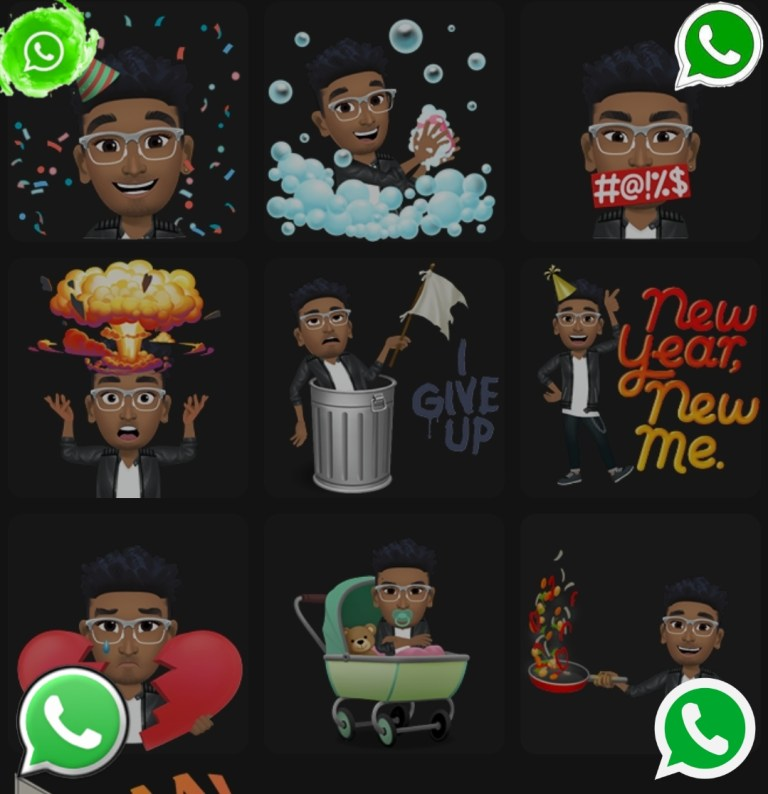 WhatsApp Users Can Now Import Third-party Animated Sticker Packs Using Sticker Maker App