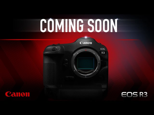 Canon Previews Its Revolutionary Full-Frame EOS R3